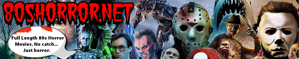 Image result for 80s horror